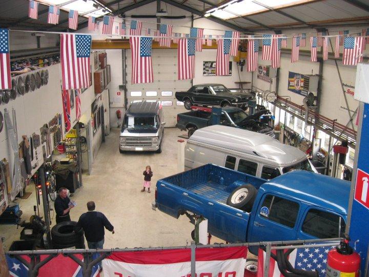 Garage neet klanten klant 188 for Garage neet