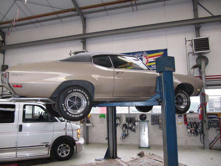 Garage neet klanten klant 189 for Garage neet
