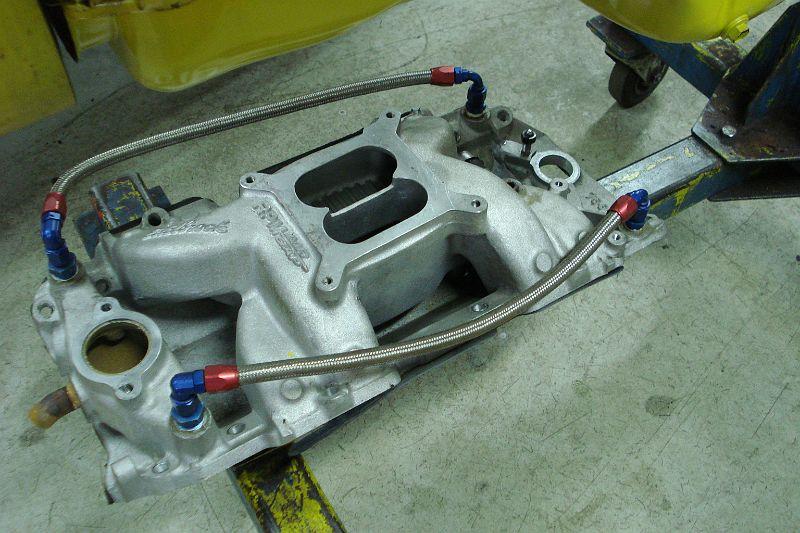 Garage neet v8 motoren dsc01560 for Garage neet
