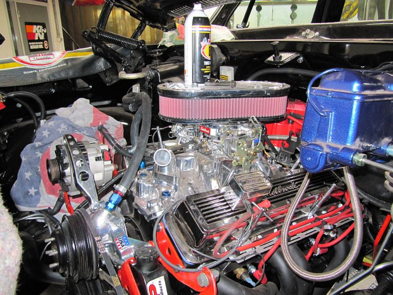 Garage neet v8 motoren motor 9 for Garage neet