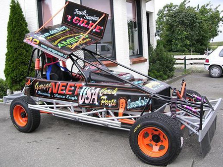 Garage neet f1 stockcar for Garage neet
